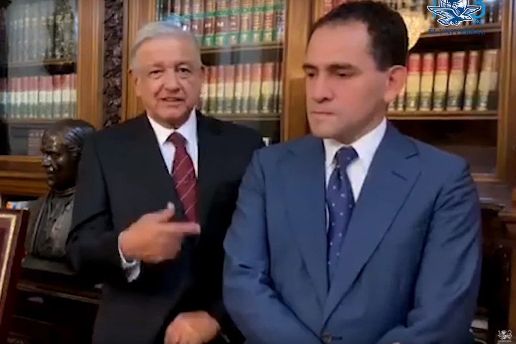 Secretario de Hacienda recibe advertencia de AMLO