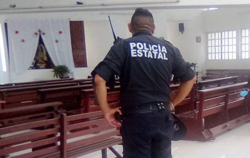 Continúan los robos a iglesias católicas en Mérida