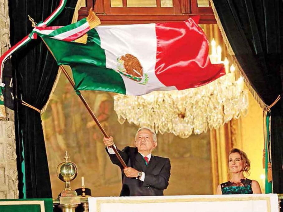 ¿Cómo será el Grito de Independencia de AMLO?