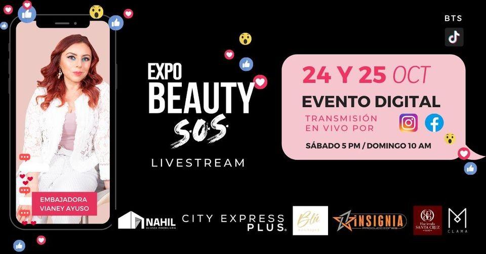 Este fin de semana, Expo Beauty S.O.S Digital