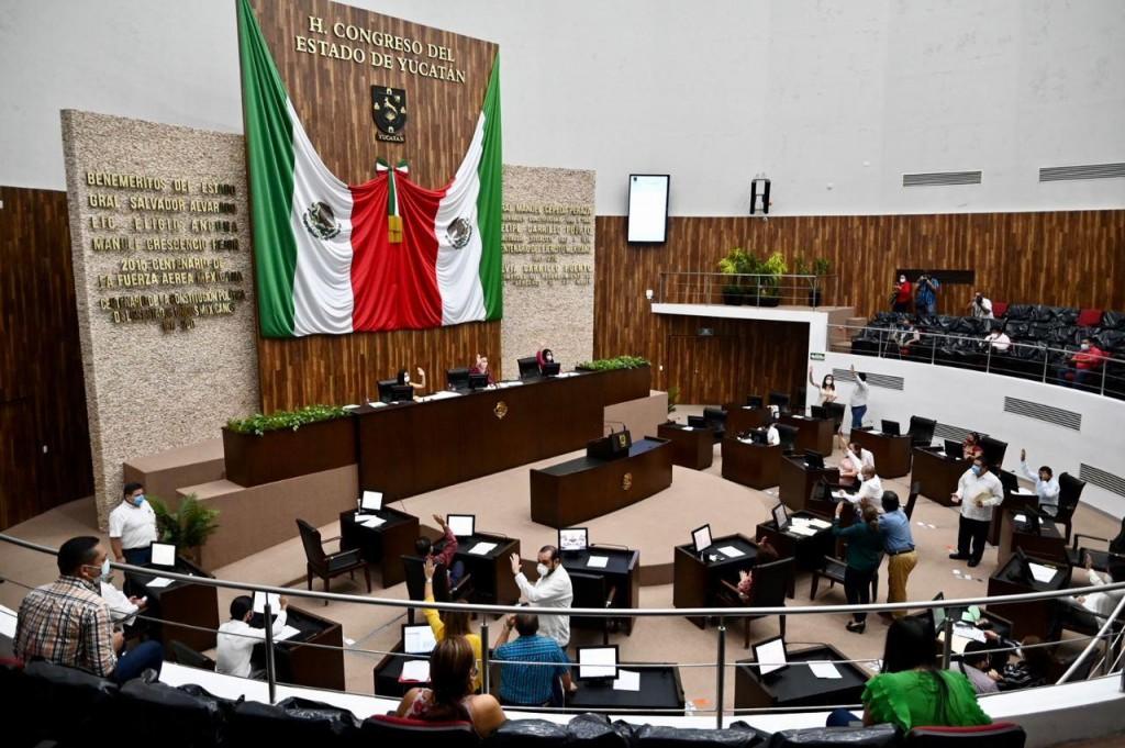 LXII Legislatura avala integración de comisiones de postulación