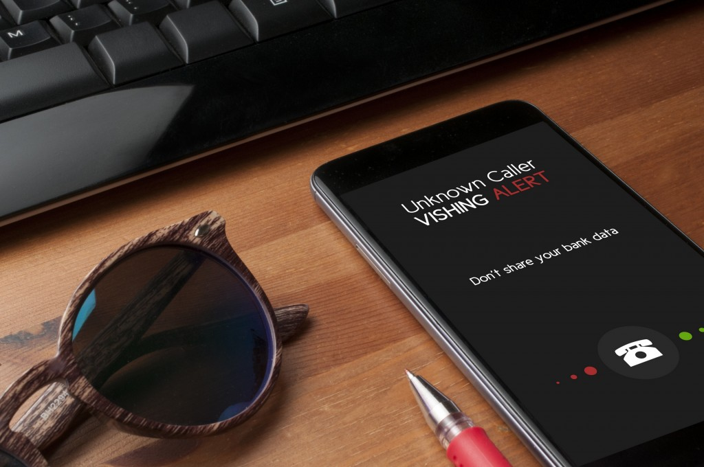 Vishing, una estafa a través de la app de tu banco