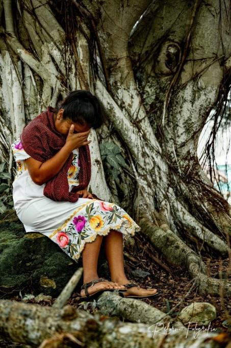 Proyecto fotográfico para concienciar sobre la violencia contra la mujer
