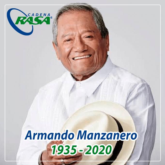 A los 85 años de edad falleció el maestro Armando Manzanero