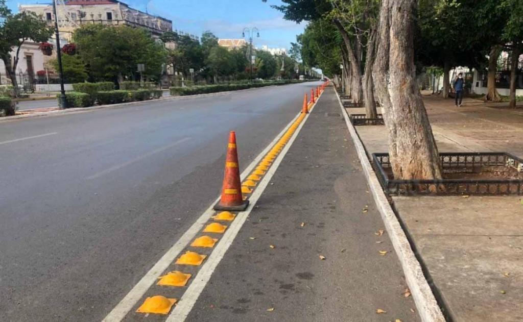 Necesitamos mejor conciencia vial, tras implementar ciclovías…
