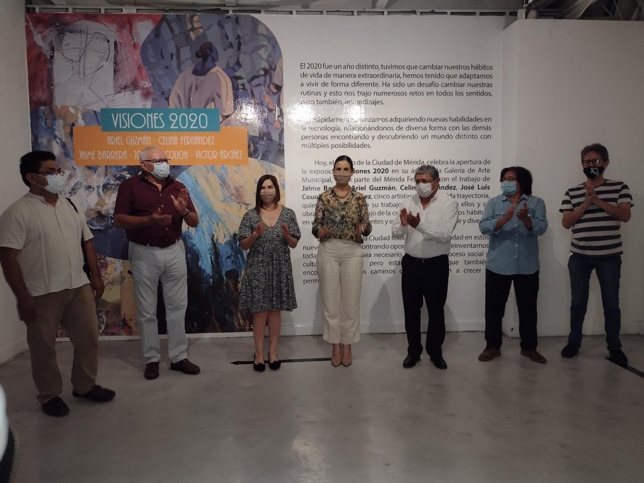 """""""Visiones 2020"""" en el Museo de la Ciudad"""
