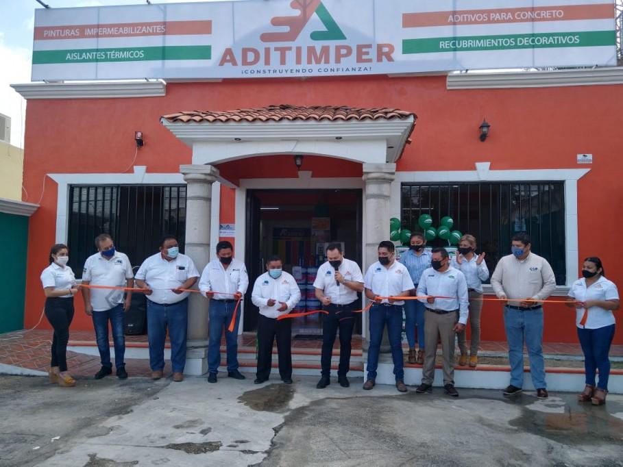 Aditimper celebra sus 25 años
