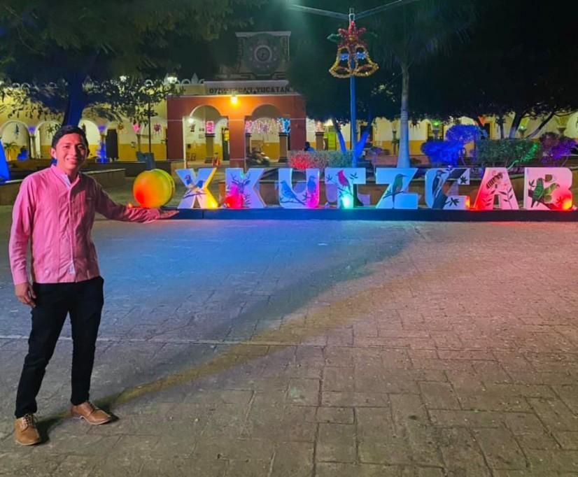 Joven yucateco exhorta a valorar la Lengua Maya