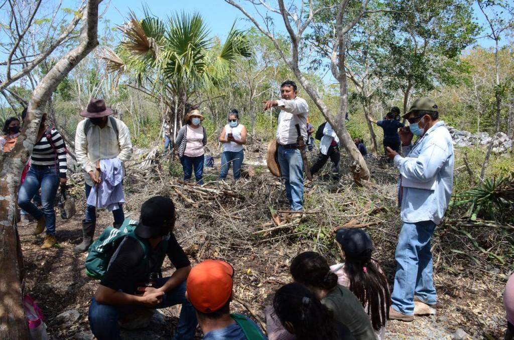 Piden frenar la privatización de terrenos de gran valor en Ixil