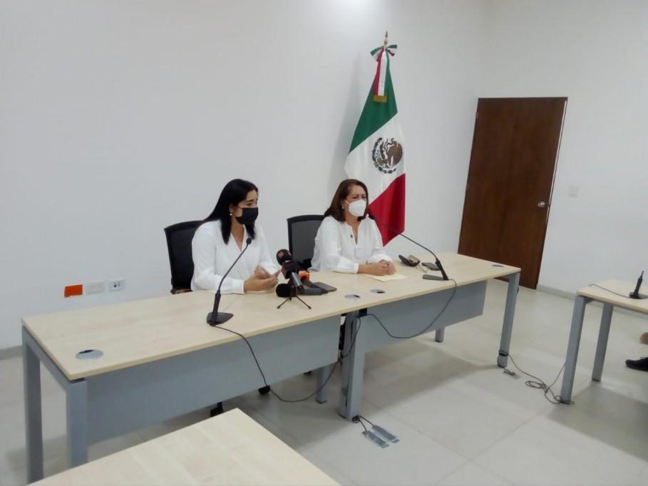 """Las diputadas locales Silvia López Escoffié y Milagros Romero se """"deslindan"""" de Fuerza por México"""