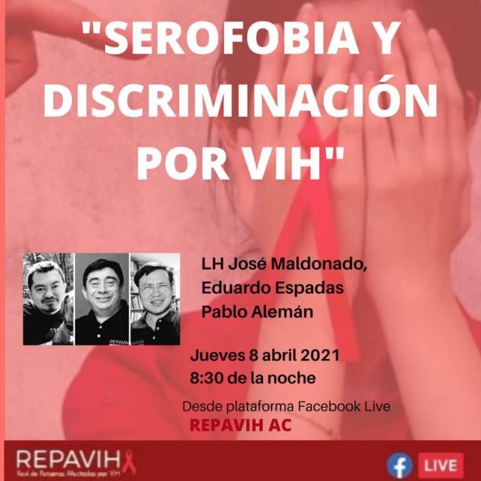 Repavih: la meta es erradicar la serofobia en Yucatán