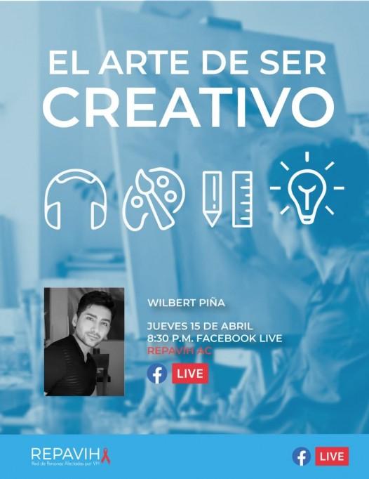 """""""El arte de ser creativos"""" será el tema de este Jueves de Amigos de Repavih"""