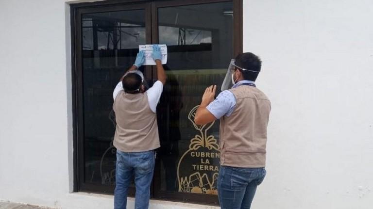 381 establecimientos han sido sancionados por  no respetar las condiciones de Bioseguridad