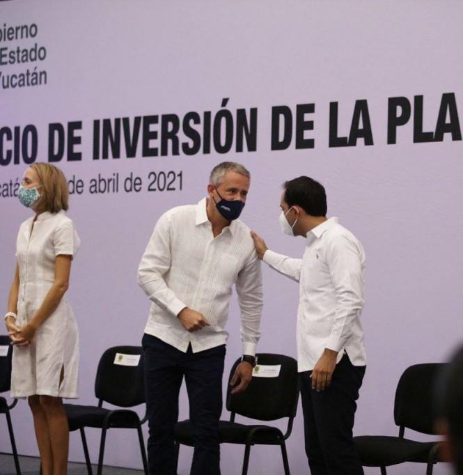 Ubicación geográfica y seguridad, principales atractivos de Yucatán para las inversiones