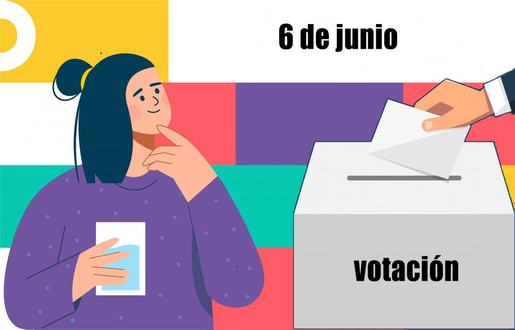 """""""El voto informado…"""""""