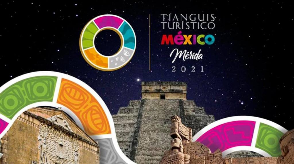 Adelantan el Tianguis Turístico 2021 en Mérida
