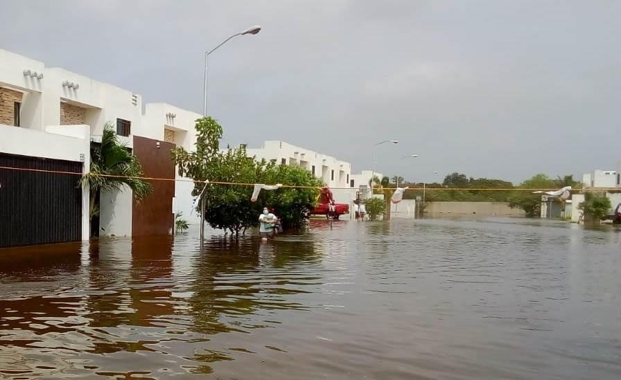 Preocupa riesgo de desborde del acuífero en Yucatán