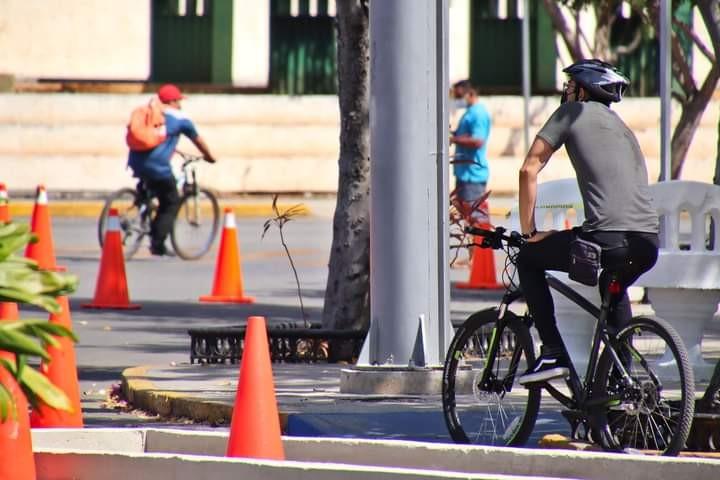 Pandemia potencializa el uso de la bicicleta