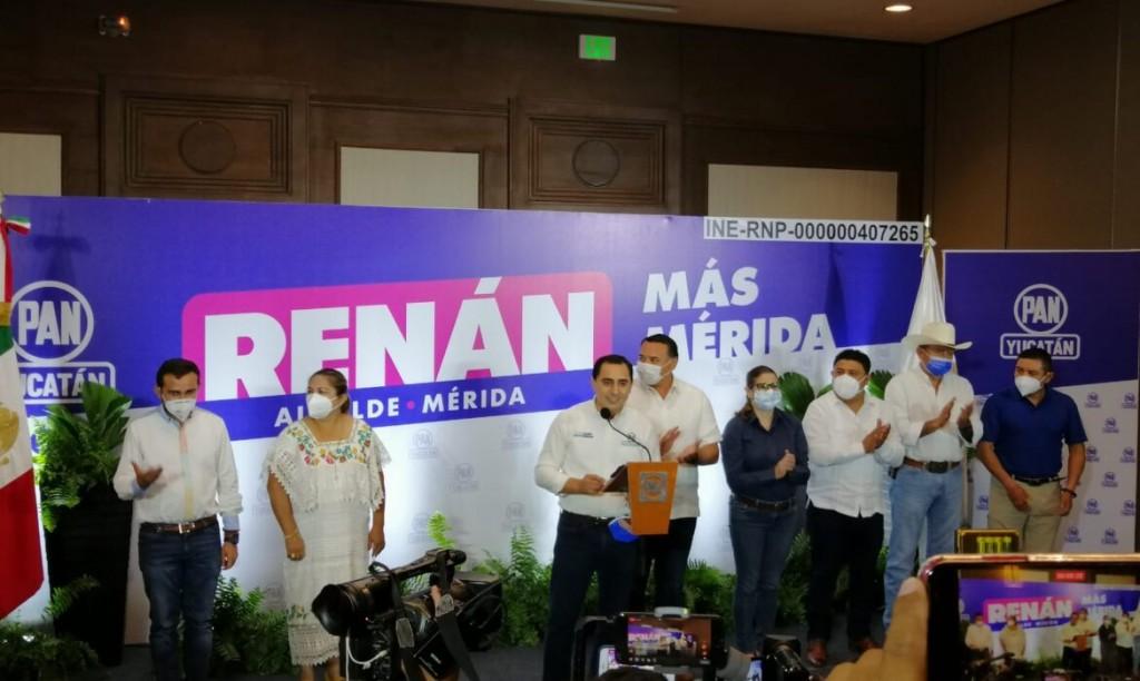 Acción Nacional obtuvo un resultado histórico en Yucatán
