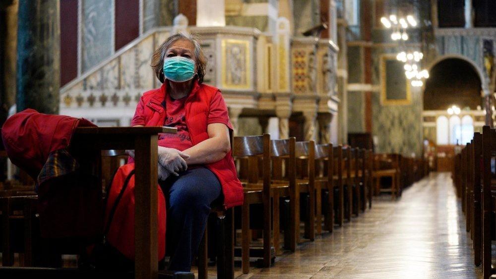 Iglesias se adaptarán a las medidas contra el Covid-19