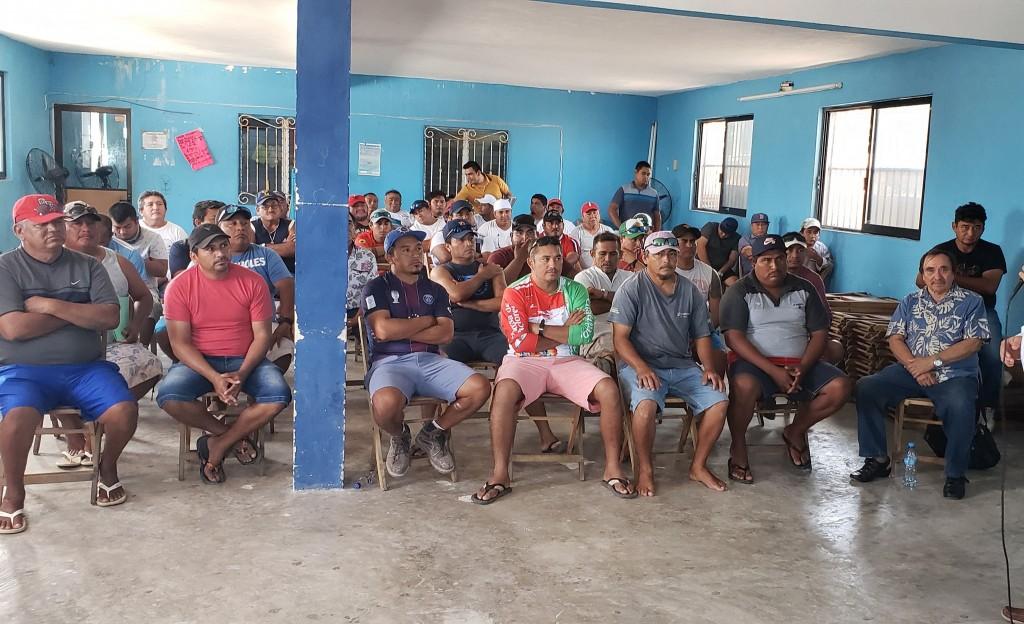 Pescadores del oriente reclaman pagos de apoyo