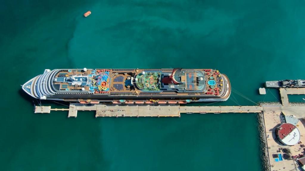 Inversión privada y federal para la ampliación del puerto de altura