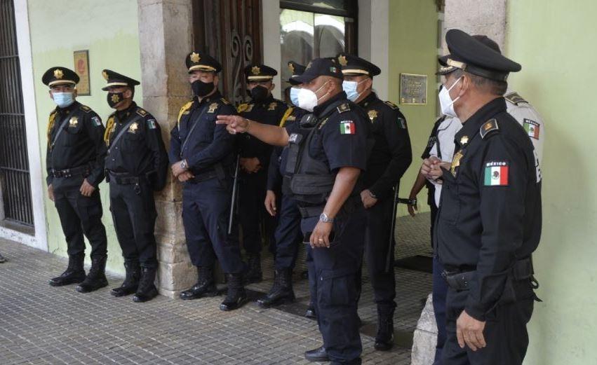 ¿Qué opina sobre el servicio  de la Policía en Yucatán?
