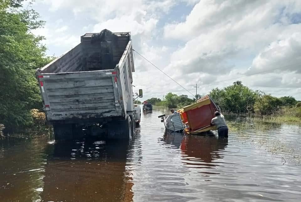 Inundaciones en Yucatán, efectos del cambio climático