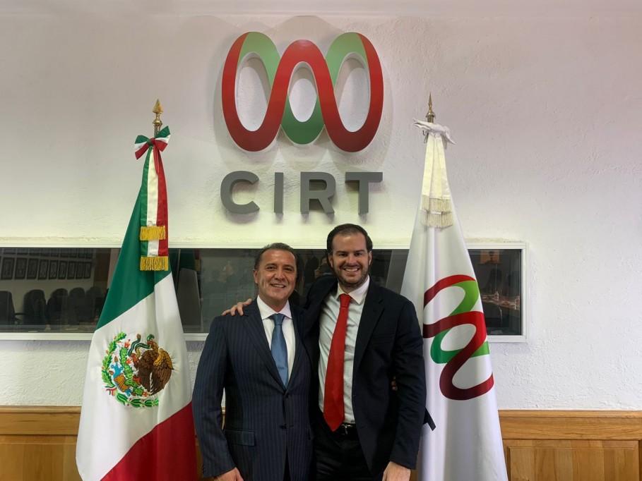 CIRT elige al nuevo presidente del Consejo Consultivo