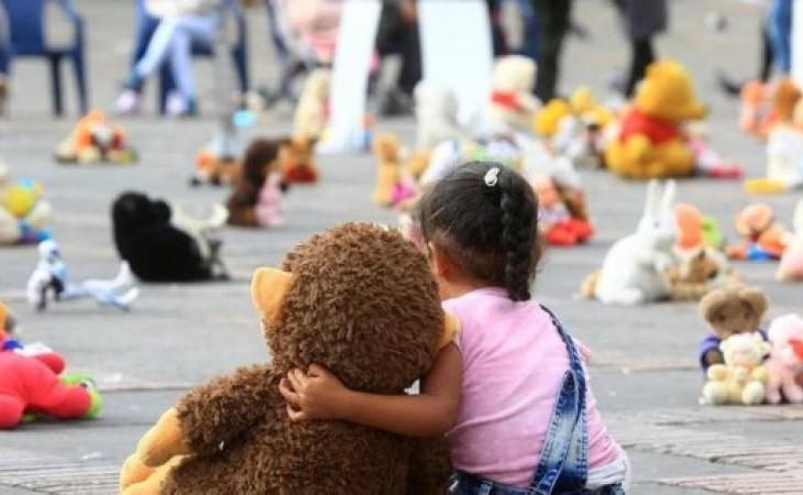 Niños y niñas, víctimas invisibles del feminicidio