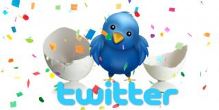 Twitter festeja sus 7 años virtuales
