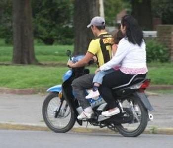 En 2012, 30 de cada 100 personas que fallecieron en accidentes de tránsito en las carreteras de Yucatán fueron ciclistas y motociclistas