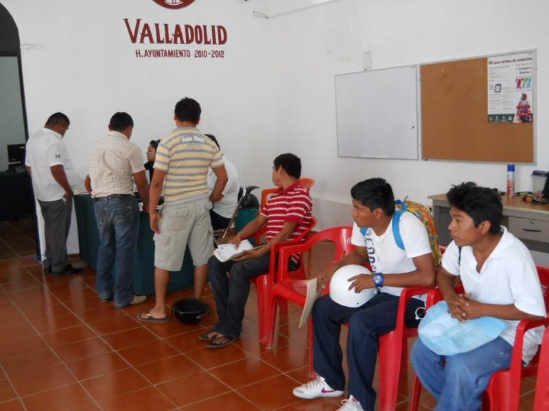 Valladolid Módulo De Licencias En Las Instalaciones De La