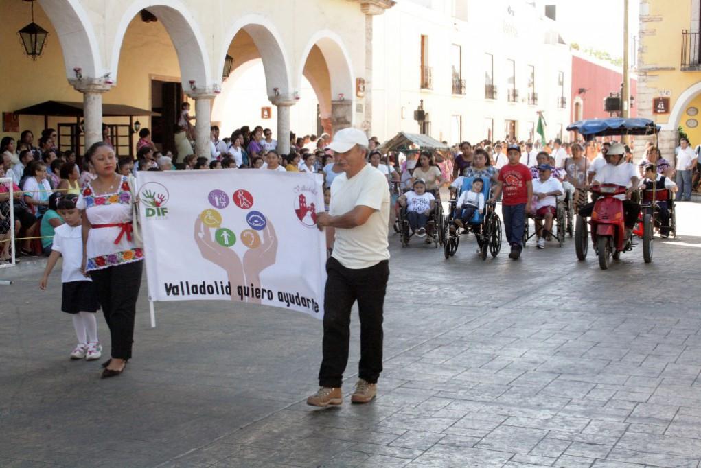 Valladolid: Será una ciudad accesible e incluyente